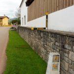 131. …a 1 km dalej odbicie na Oviedo i Camino Primitivo.
