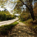 143. …przełęczą Santa Irena.
