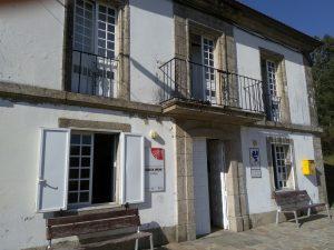 145. …do przytulnego albergu, gdzie spotkałyśmy Oliviera z Niemiec.