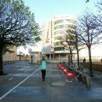 148. …i parkingów na obrzeżach skąd do centrum można podjechać rowerem.