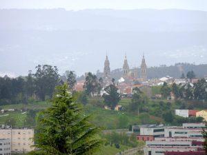 154. …ale dopiero na zbliżeniu widać wieże katedry św. Jakuba.