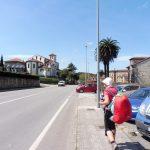 158. ...a potem do dużego miasta Aviles…