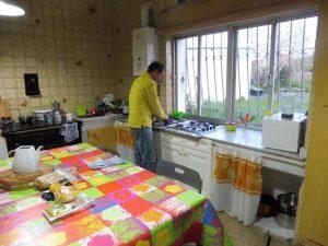 168. …i dobrze wyposażona kuchnia.