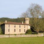 176. …a w La Magdalena widziałyśmy dwór jak zamek.