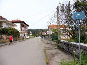 178. …zeszłyśmy do Liendo, które miejscowi zwą Hazas.