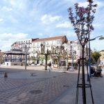 """192. …a na nas czekał alberg """"La Bilbaina"""" w rynku."""