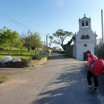 3. W Santiago del Monte kościółek był zamknięty…