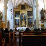39. …przy klasztorze klarysek, u których jesteśmy na mszy.