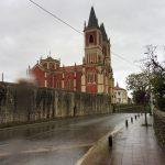 45. W Cobraces mijamy neogotycki kościół San Pedro Advicula…