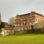 60. Fotografuję kaplicę Panteon i pałac Sobrellano…