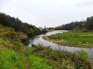 61. …by razem z rzeką skierować się ku wybrzeżu…