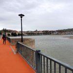68. …do którego wchodzimy po Puente de La Maza z XV w.