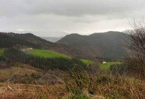 82. …a od Gór Kantabryjskich przywiało deszczowe chmury.