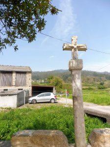 92. …i krzyża pątniczego weszłyśmy do Mondoñedo…