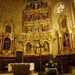 93. …gdzie czekał otwarty gotycki kościół o barokowym wystroju.
