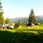 24. …i kiedy my suszyliśmy namioty w promieniach słońca…