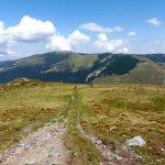 79. …przełęczy Iepei i masywu Bloju.