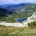 95. …skąd ujrzeli jezioro Bistra w głębokim kotle…