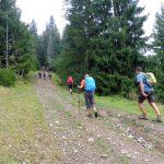 66. …ruszyliśmy w górę najpierw lasem…